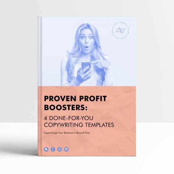 Proven Profit Boosters eBook Cover